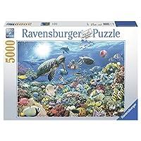 Ravensburger Beneath the Sea Puzzle de 5000 piezas para adultos: la tecnología Softclick hace que las piezas encajen perfectamente