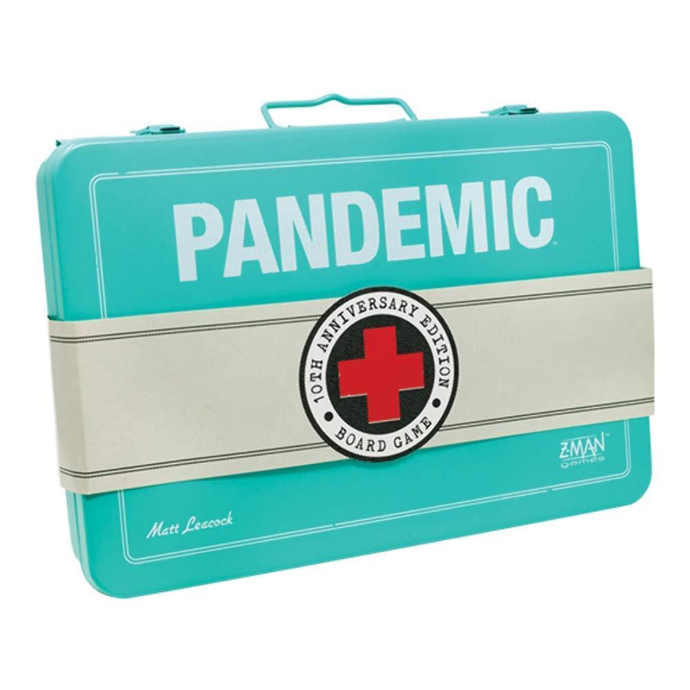 Z 10th Man Games ZMGZM7102 Pandemic 10th Z Anniversary Box 81784c