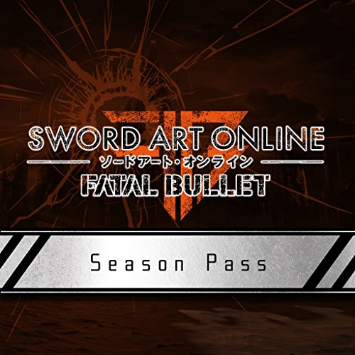 Sword Art Online: Fatal Bullet: Season Pass - PS4 [Digital Code] by BANDAI NAMCO GAMES AMERICA INC.