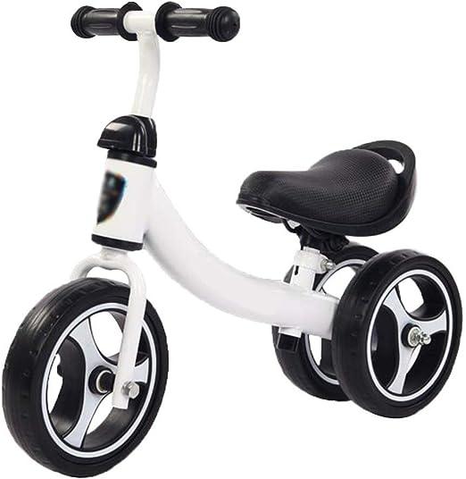 YJFENG-Bicicleta de equilibrio Bicicleta Sin Pedales,3 Ruedas ...