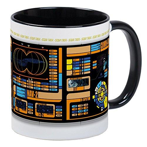 CafePress – Star Trek LCARS – Unique Coffee Mug, Coffee Cup post thumbnail