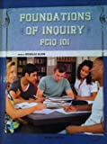 Foundations of Inquiry, , 162131488X