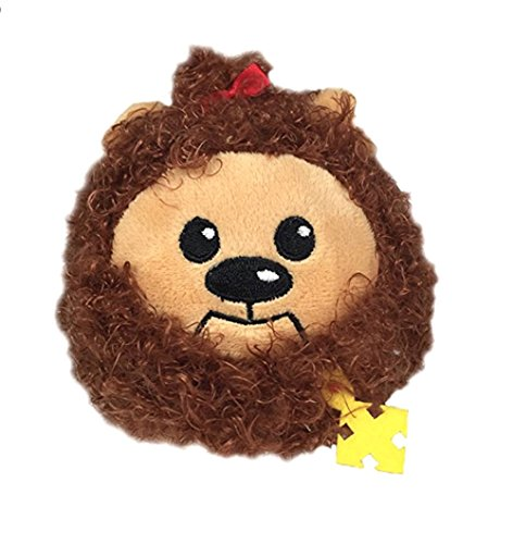Cute Cowardly Lion Costumes (Hallmark Gifts Fluffball The Wizard of Oz's Cowardly Lion Hanging Plush Toy)