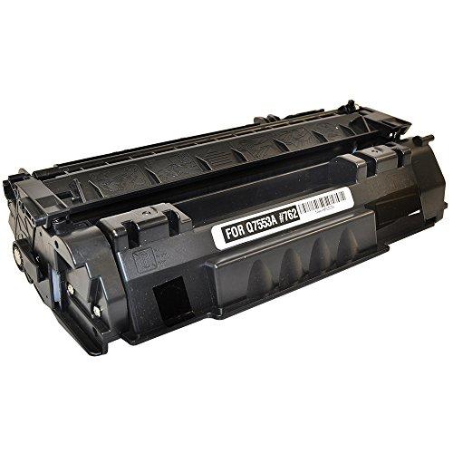 SPEEDY TONER HP Q7553A Remanufactured BlacK Toner Cartrid...