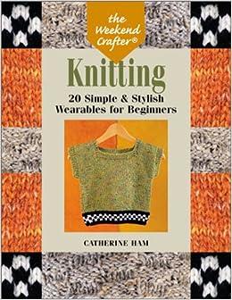 Book Knitting (Weekend Crafter)