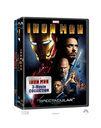 Iron Man 3-Movie Collection by Buena Vista Home Video