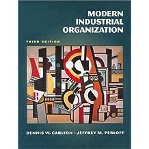 Modern Industrial Organization (3rd Edition)