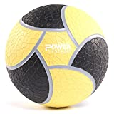 Power Systems Elite Power Medicine Ball, 2 Pounds, 8 Inch Diameter, Yellow (25202)