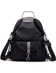 Mfeo Weekend Travel Multi Use Methods Oxford Backpack Shoulder Bag Handbag