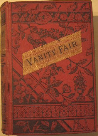 - Vanity fair: A novel without a hero (On cover: Lovell's library)