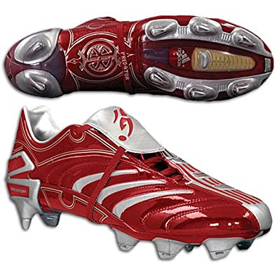 ad1528dc6ac3 Adidas Men's + Predator Absolute X-TRX SG (sz. 12.0, Cardinal/Silver ...