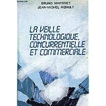 VEILLE TECHNOLOGIQUE CONCURRENTIELLE ET COMMERCIALE (LA)