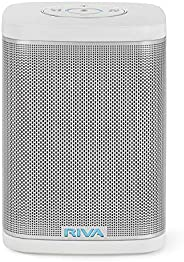 RIVA Concert with Alexa Built-in – Finally A Wireless Smart Speaker That Sounds Truly Amazing – WiFi, Airplay