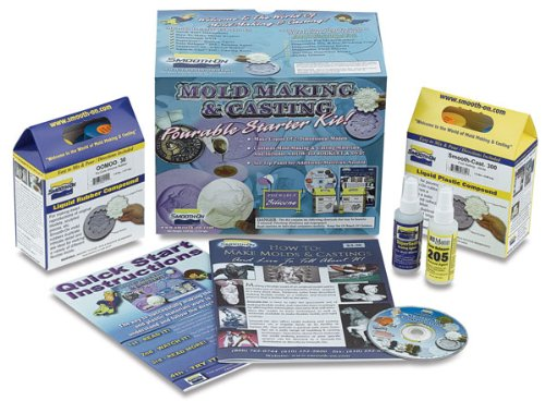 MoldMaking & Casting Pourable Silicone Starter Kit product image