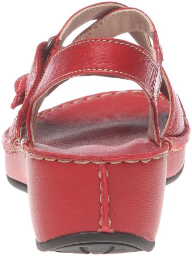 Red Rouge Sandals Rot Womens TBS vPEfZZ