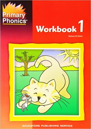 Primary Phonics: Workbook 1: Barbara W. Makar: 9780838803608 ...