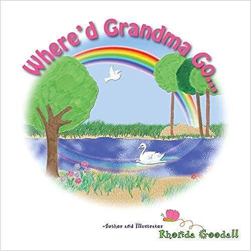Where'd Grandma Go
