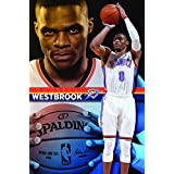 """Trends International Oklahoma City Thunder Russell Westbrook Wall Poster 22.375"""" x 34"""""""