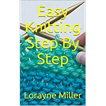 Easy Knitting Step By Step