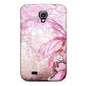 Fashionable UObRFJW1767hfHxj Galaxy S4 Case Cover For Cherry Fairy Protective Case