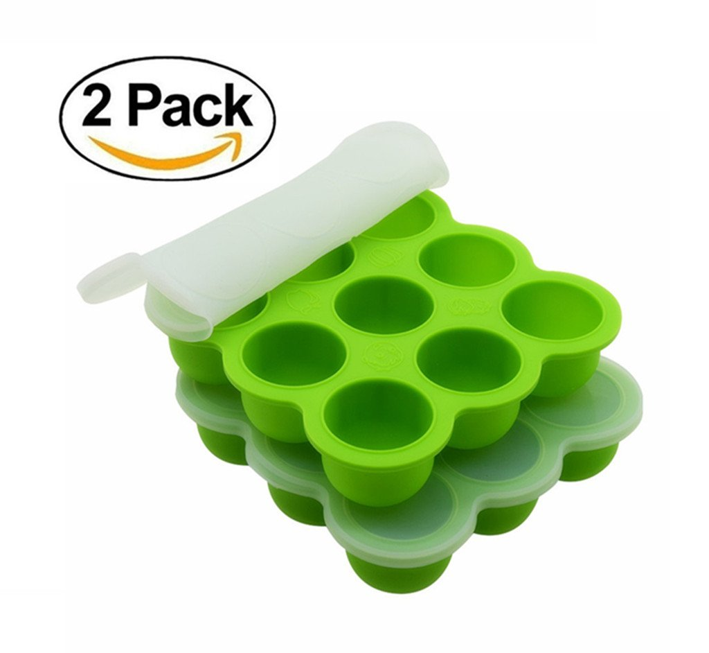 Silicone Freezer Trays For Baby Food