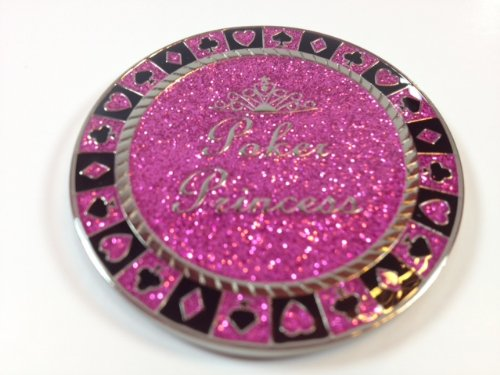 Sparkle Poker Princess Poker Weight by pokerweights