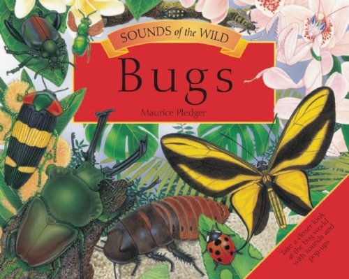 Sounds of the Wild: Bugs (Pledger Sounds)