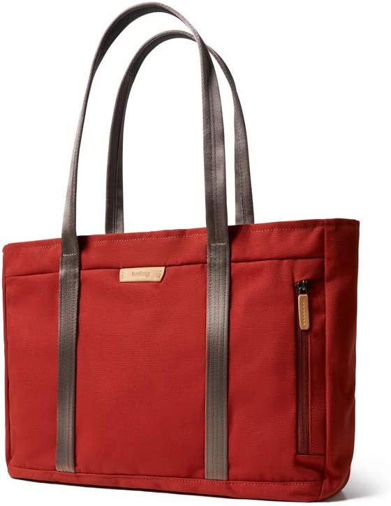 Bellroy Classic Tote (Unisex Shoulder Bag, Fits 15 Inch Laptop) - Red Orchre
