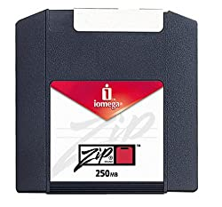 Iomega Pc-formatted 250 Mb Zip Disks 4-pack, Sku 11066 (Discontinued By Manufacturer)