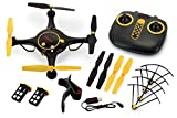 Tenergy-Syma-X5UW-Wifi-FPV-RC-Quadcopter-Drone-HD-720P-Camera-with-Smart-Phone-App-Easy-to-control-for-Beginner-with-2-Batteries-Exclusive-Black-Yellow-Color