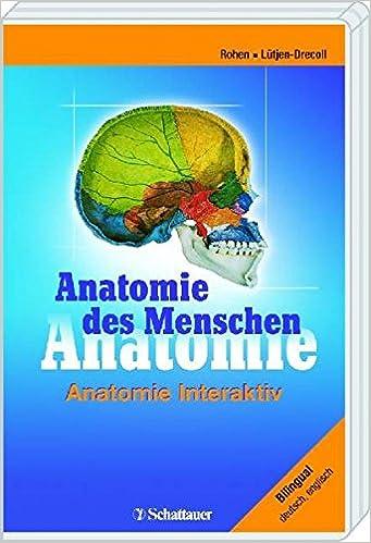 Anatomie Interaktiv: Mit Lernprogramm und Sprachtrainer.: Amazon.de ...