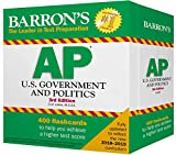 Barron's AP U.S. Government and Politics Flash Cards (Barron's Education)