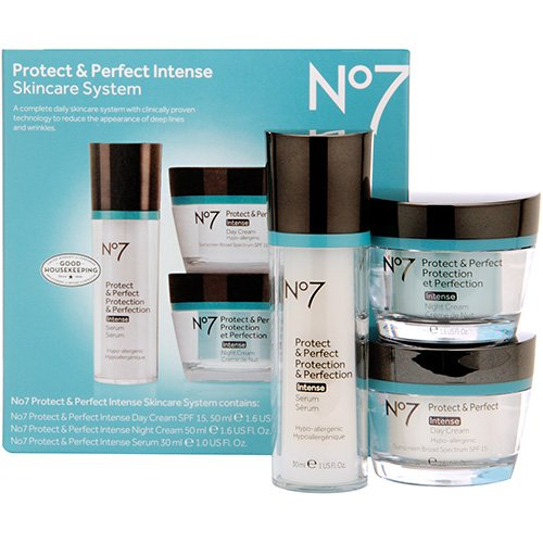 BOOTS No7 Protect & Perfect Intense (KIT) (SPF15) by Boots (Image #1)