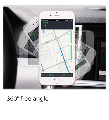 Car Mount, Loca Air Vent Magnetic Universal Min...
