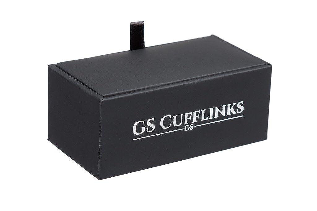 Qualit/ät Fahrrad Kette Manschettenkn/öpfe in einer GS Manschettenkn/öpfe Box