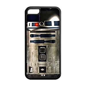 Star Wars R2d2 Silicone Cases For Iphone 5c by runtopwell