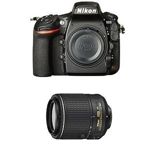 Nikon D810 FX-Format DSLR Camera with 55-200mm Lens