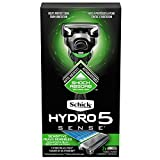 Schick Hydro Sense Sensitive Razors for Men with Shock Absorbent...