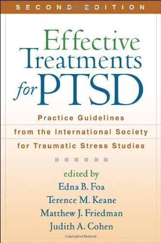 Effective Treatments for PTSD, Second Edition by Foa PhD, Edna B. Published by The Guilford Press 2nd (second) edition (2010) Paperback