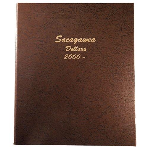 Dansco US Sacagawea Dollar Coin Album 2000 - Date -