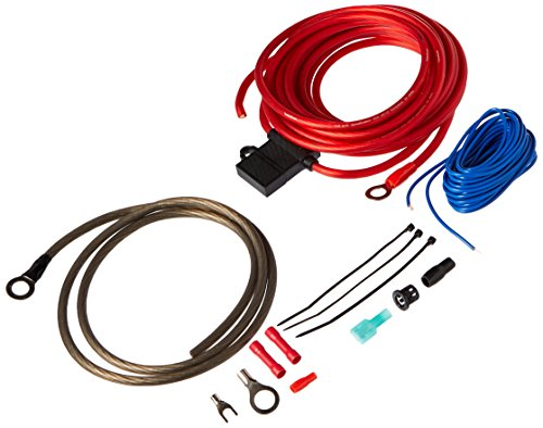 Rockford 10 Awg Power Installation (10 Gauge Amp Kit)