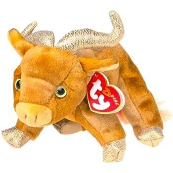 Amazon.com: TY Beanie Baby - THE OX Chinese Zodiac: Toys
