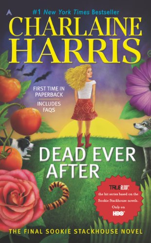 book cover of Dead Ever After