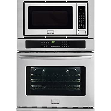 "Frigidaire FGMC3065PF Gallery 30"" Stainless Steel Electric Combination Wall Oven Convection"