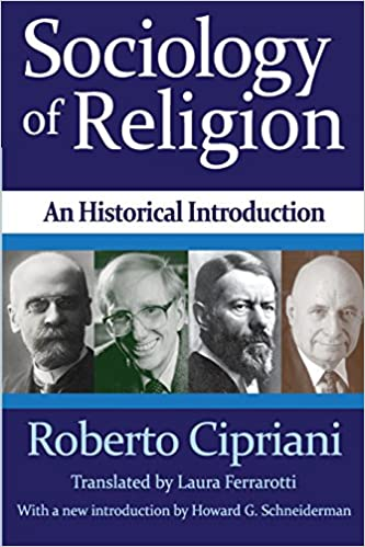 Download E-books Sociology of Religion: An Historical
