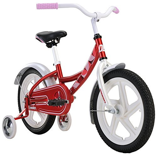 Diamondback Bicycles Girls Mini Impression Sidewalk Bike Cya