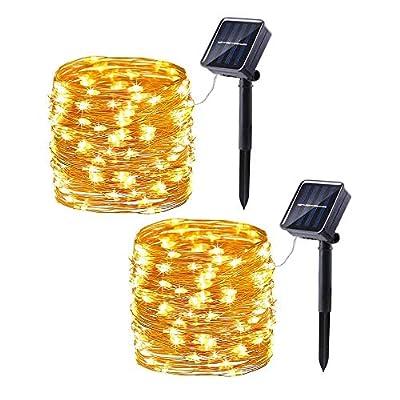 Brizled Solar Fairy Lights