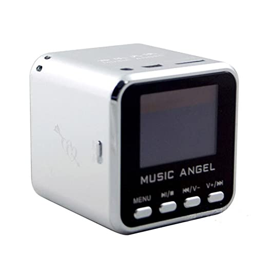 Review Music Angel JH-MD08D LCD