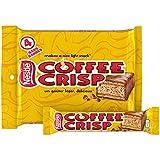 coffee bar candy - Canada Candy Coffee Crisp Chocolate Bar 4 x 50gram Bars. Imported from Canada.