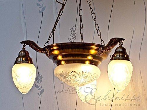 Estilo Modernista - Lámpara de techo con cristales ...